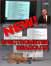 During his press conference on July 19, 2013, Antoni Macierewicz presents conclusive proof of the detection of C4, TNT, RDX, HMX (octogen), p-MNT (para-mononitrotoluene ), nitroglycerine, and other explosives on the wreckage and seats of the Polish Air Force One!