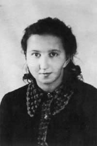 "Danuta Siedzikowna ""Inka"" (1928-1946) , a 17-year old medic from the Major ""Lupaszka's"" unit of the Home Army murdered by Polish secret police"